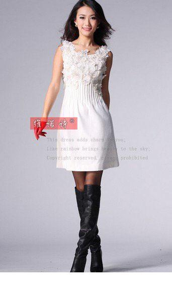 就爱白色衣服之甜美白
