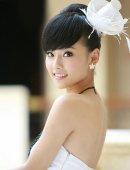 美女演员张嘉倪写真