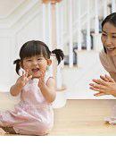 妈妈必看 适合六个月宝宝的游戏