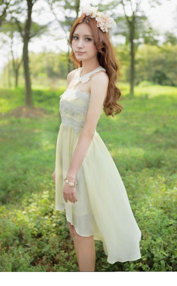 气质女生培养之小清新服饰