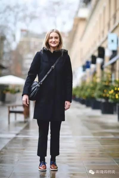 街拍新鲜出炉:哪款大衣最实用?