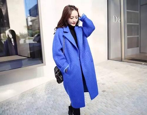 2017年最流行的呢大衣居然是这样的!