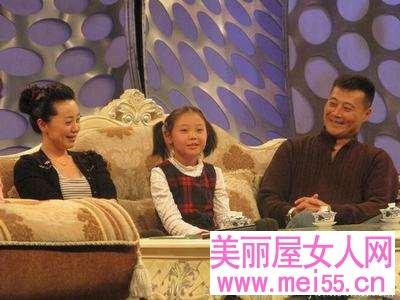 """""""中国好姐夫""""任程伟两女儿及漂亮老婆曝光"""