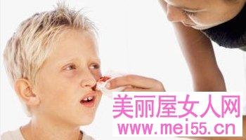 宝宝流鼻血如何应对才有益健康?