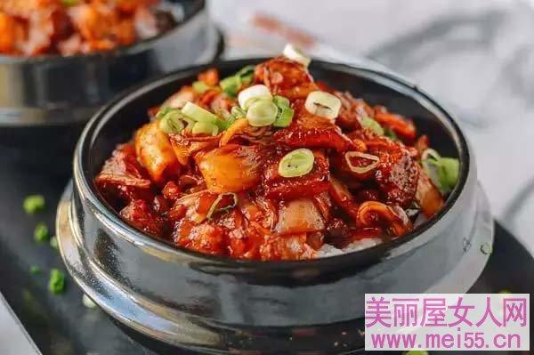 韩式五花肉拌饭,实在太过瘾了