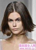 2020年最流行的欧美发型