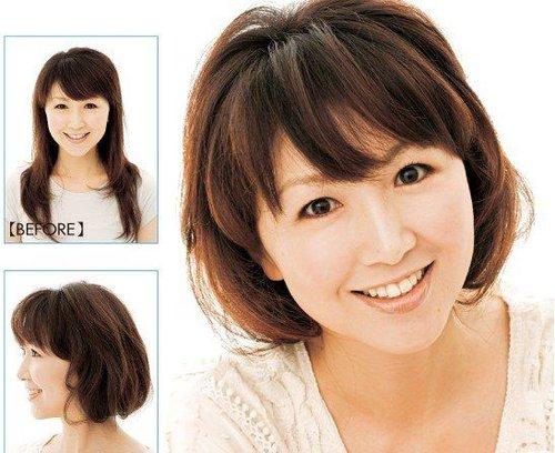 美发小工打造4大热门日系潮流发型