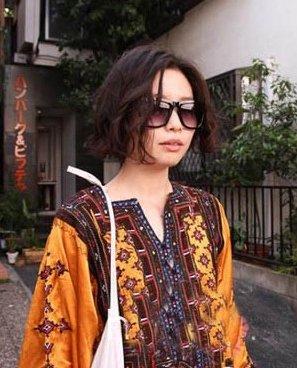 """日本街拍""""抓拍""""潮流发型达人"""
